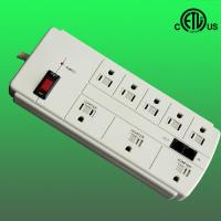 China 8 outlet Ethernet surge suppressor factory