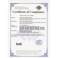 Huachuan Company Limited Certifications