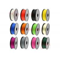 China ABS 3D Printer Plastic Filament 1.75mm 3mm Good Toughness factory