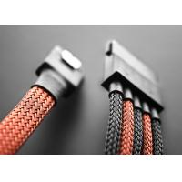 Buy cheap Flexible Nylon Expandable Braided Sleeving , Nylon Braided Cable Wrap from Wholesalers