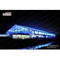 1000 Guests Aluminum Frame Wedding Party Tent With Luxury Decoration