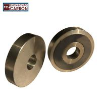 China Petrochemical Industry Steering Knuckle Bearing Brass Inlaid Carbon Graphite factory