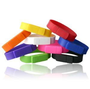 China 2011 wristband usb 3.0 flash drive factory