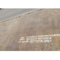 China Hot Rolled Boiler Alloy Steel Sheet Plate 16mn Q345b Manganese Low Alloy Structure factory