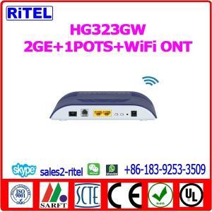 HG323GW  2GE+1POTS+WiFi GPON ONT