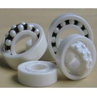 China 6003CE Si3N4 china low noise silicon nitride ceramic bearing suppliers factory