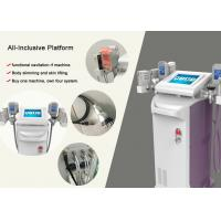 Buy cheap Medical Grade Lipo Laser Machine , Body Weight Loss Machine With 8 Diodes Laser Lamps from Wholesalers