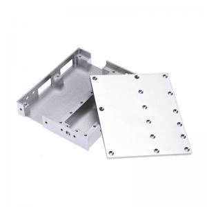 China Communicate Equipment 6063 7075 Machining Metal Parts factory