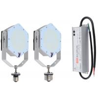 Buy cheap Mean Well Driver Shoebox Industrial High Bay Led Lighting Fixture 400W Metal Halide from Wholesalers