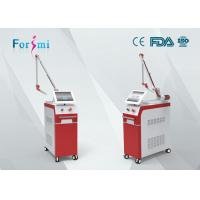 China Q-switch nd yag laser for hyperpigmentation removal approved CE on sale