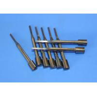 China Carbide Punching Needle Tungsten Carbide Punch With High Hardness factory