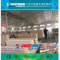 China high quality PVC panel extrusion line/PVC ceiling panel production line/PVC panel making machine factory