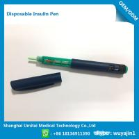Quality Prefilled Disposable Insulin Pen / Prefilled Insulin Syringes For Diabetes for sale