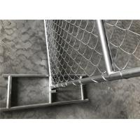 China Security site fencing panels 6x12 feet /chain link temporary fencing direct factory on sale
