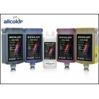 China Waterproof Galaxy Eco Solvent Ink For Outdoor Advertisement / Publicity Posters factory