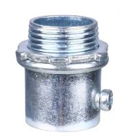 China Insulated Type Watertight EMT Conduit Fittings Concrete Tight When Taped factory