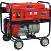China 200A 100% Duty-cycle DC Arc Welder/Metal Welding Equipment with Large Fuel Tank(AXQ1-200-1) factory