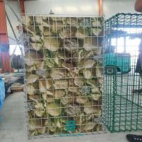China Silver Color Welded Wire Fence Roll Sheep Mesh Roll For Gabion Box ISO9001 on sale