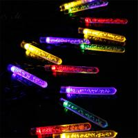 Buy cheap 4.8M Length Fancy Led Christmas Solar String Lights 12 Hours Lighting from Wholesalers