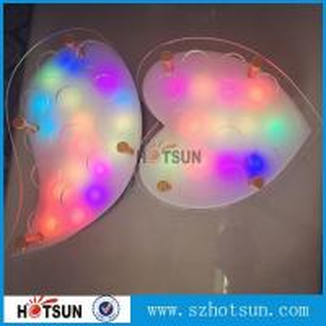 China Acrylic Wine Glass Tray Holder/ led acrylic shot glass tray,Acrylic Shot glass Holder Tray, Shot Glass Serving Tray factory