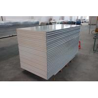 China 50mm phenolic sandwich panels with 0.426mm for fast assemble prefabricated house factory