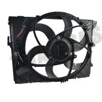 Buy cheap DV12 400W 12 Volt Car Cooling Fan For BMW E90 OEM 1711 7590 699 / Electric Radiator Cooling Fans from Wholesalers