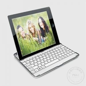 China Ipad2 Mobile Wireless Keyboard, iPad Bluetooth Keyboards With Low Radiatio on sale