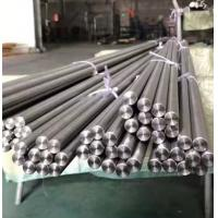 Buy cheap Forged Titanium Industrial Bar / Titanium Round Rod ASTM B348 Standard from Wholesalers