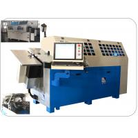 Buy cheap Computerized Spring Bending Machine Ten Axes For 1 - 4mm High Carbon Steel from Wholesalers