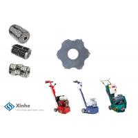 Buy cheap Six Star Scarifier TCT Cutters for Multi  Planers Scarifiers Machine 6 Tungsten Carbide Tips from Wholesalers
