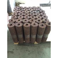 China ECO Friendly Rubber Flooring Rolls , Oxidation - Resistant Rubber Mat Roll factory
