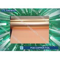 China S-HTE ED Copper Foil for PCB , High Performance ,High Bending Resistance factory