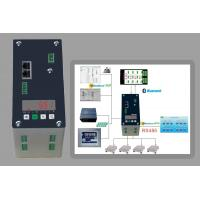 China DIN Rail Housing Filling or Batching Process Control Indicator for PLC or DCS System factory
