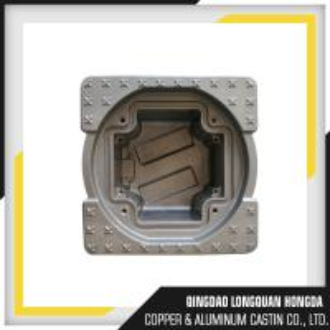 High Pressure Die Casting Products , Aluminium Alloy ADC12 Metal Die Cast Parts