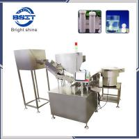 China China life care  Effervescent Tablets tube filling and capping equipment factory