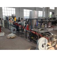 China conical twin screw extruder factory
