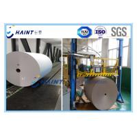 Buy cheap Professional Paper Roll Handling Systems Efficient For Paper Mill Production from Wholesalers