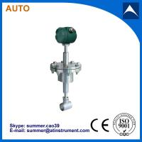 Insert-type Vortex flow meter flowmeter with low cost