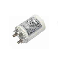 China Single Phase Low Pass Emi Suppression Filter White Plastic Material factory