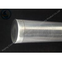 Buy cheap Johnson Type Water Well Screen Pipe For Filtration OEM / ODM Acceptable from Wholesalers