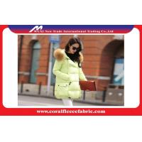 China Girls Mid-long Thickened Lightweight Down Jacket in Bright Color / Down Puffer Jacket factory