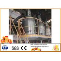 Buy cheap Atomatic Apple Jam / Paste Making Machine Processing Line CFM-S-04 from Wholesalers