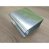 Buy cheap High Hardness Powder Coated Aluminium Extrusions Wear Resistance from Wholesalers