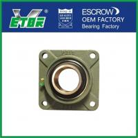 Buy cheap Triple seal UCF series pillow block bearing and insert bearing from Wholesalers