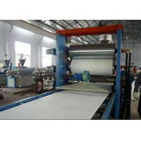Buy cheap Free Plastic Board Production Line , Skinning PVC Foam Board Extrusion Line from Wholesalers