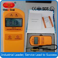 Buy cheap personal radiation dosimeter radiation detector RAD-35 from Wholesalers