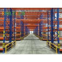 Buy cheap Q235 Warehouse Racking System , Commercial Warehouse Storage Shelving Systems from Wholesalers