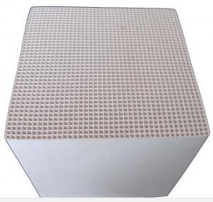 China VOC Honeycomb Ceramic Substrate   factory