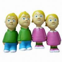 China PU Anti-stress Toys, Customized Designs are Accepted factory