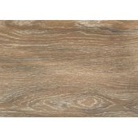 Buy cheap Commercial Wood Texture Decorative Film Application In Vinyl Plank Floor ' S from wholesalers